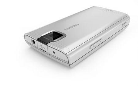 Nokia X3 fotocamera posteriore