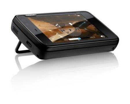 Nokia N900 con video