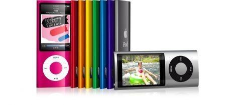iPod Nano 5G: videocamera integrata, radio FM e molto altro ancora