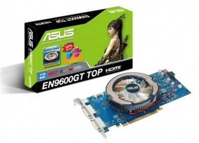 Nuove schede video Asus