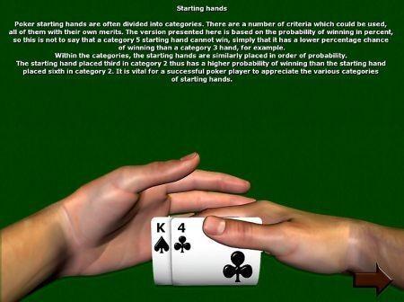 impariamo il lessico del poker