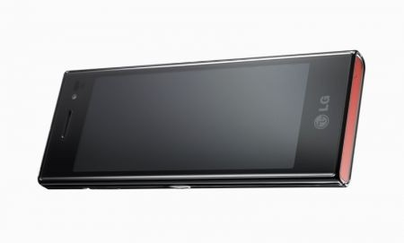 LG New Chocolate BL40 in verticale