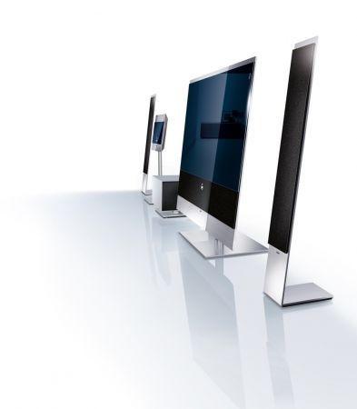 loewe tv reference full hd design di livello superiore tecnozoom. Black Bedroom Furniture Sets. Home Design Ideas