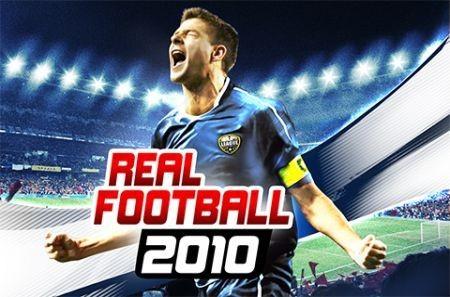 copertina iPhone 3GS Real Football 2010