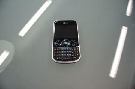 LG Smart GW300 visto dall'alto