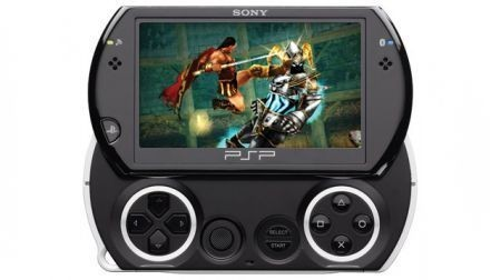 PSP GO Hero of Sparta