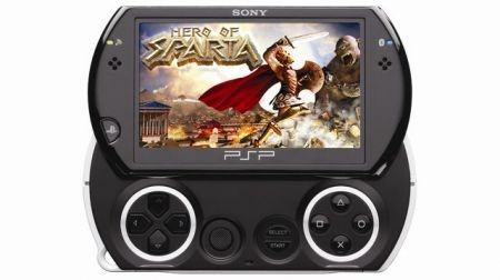PSP GO Hero of Sparta immagine introduttiva
