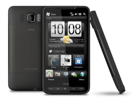 HTC HD2: il primo Windows Phone con schermo touchscreen capacitivo