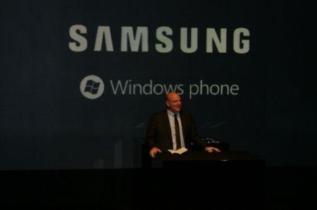 Steve Ballmer, CEO di Microsoft Corporation