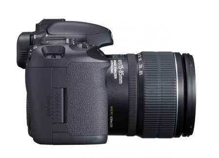 Canon Eos 7D: reflex digitale come regalo natale