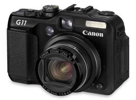 Canon PowerShot G11: fotocamera digitale robusta come idea regalo