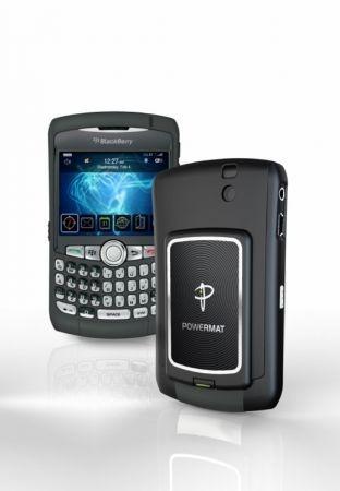 Powermat ricevitore per BlackBerry