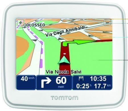 TomTom Start: video in anteprima per il TomTom entry level