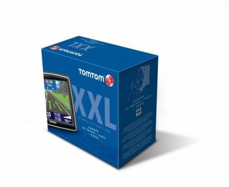 TomTom XXL: video in anteprima del gps extra large
