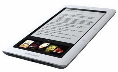 ebook reader Nook