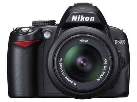 Nikon D3000 natale