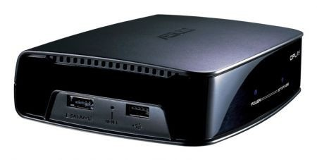 Asus O!Play HDP-R1: primo media player Full HD Asus