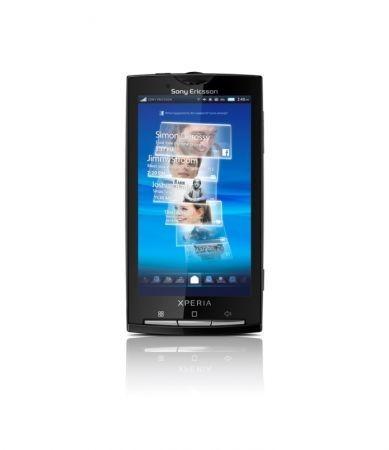 Sony Ericsson Xperia X10 gestione immagini