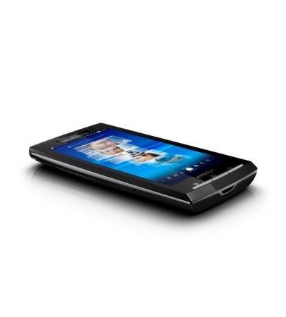 Sony Ericsson Xperia X10 dalle dimensioni contenute