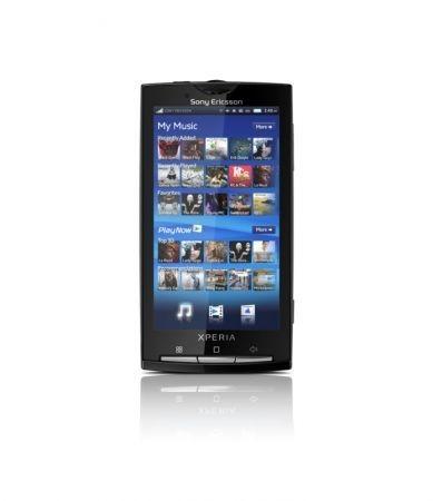 Sony Ericsson Xperia X10 e la sua interfaccia