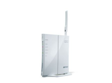 Buffalo AirStation Wireless-N 300Mbps e AirStation N-Technology 150Mbps: router wireless