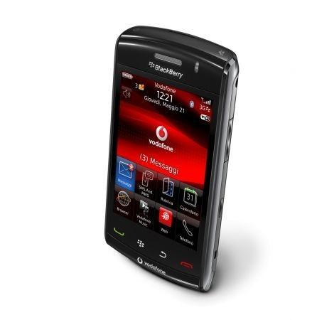 BlackBerry Storm 2: le offerte di Vodafone