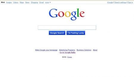 google interfaccia nuova