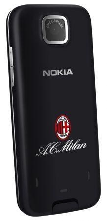 Nokia 7310 Supernova AC Milan Special Edition: cellulare dedicato ai tifosi rossoneri