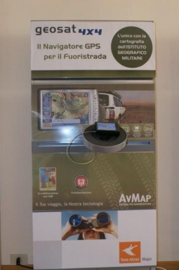 Geosat 4×4 di AvMap: il primo ed unico navigatore per fuoristradisti in video