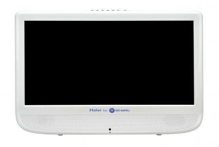 Haier TV LCD SSC Napoli: Televisore dedicato ai tifosi del napoli come idea regalo