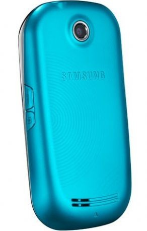 Samsung M5650 Lindy: cellulare touchscreen con funzioni musicali