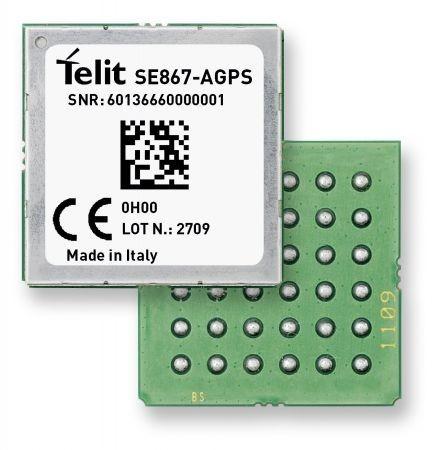 Telit lancia il primo modulo GPS stand alone