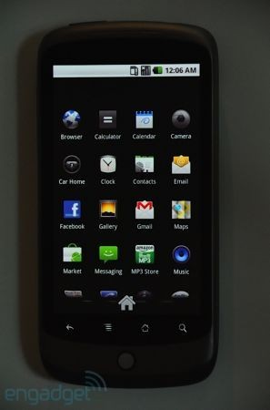Nexus One gallery
