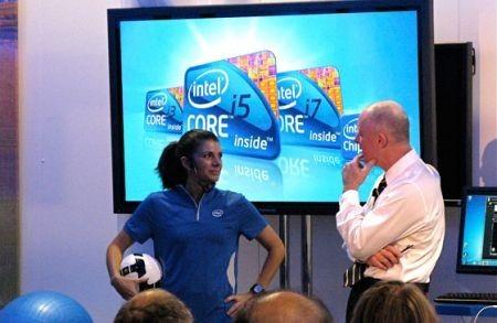 CES 2010 Intel