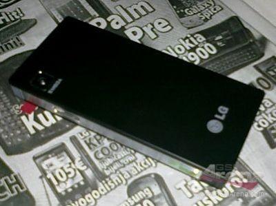 LG GD880 Mini: prime informazioni sullo smartphone touchscreen