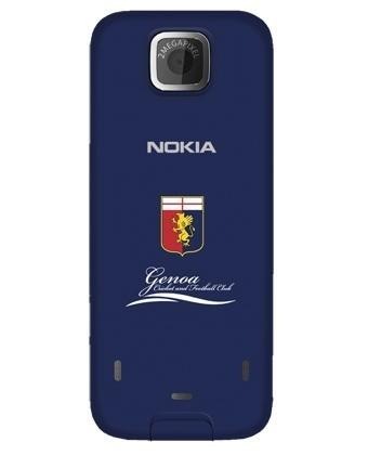 Nokia 7310 Supernova Genoa CFC Special Edition: il cellulare dedicato ai tifosi rossoblu
