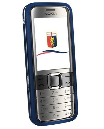Nokia 7310 Supernova Genoa CFC Special Edition