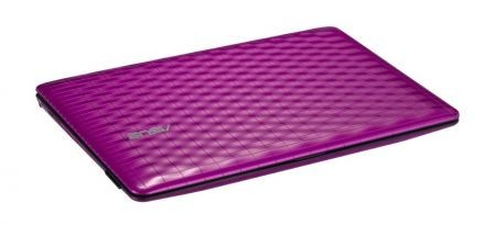 Asus Eee PC Seashell Karim Rashid Collection: netbook dal design innovativo con tecnologia PineTrail