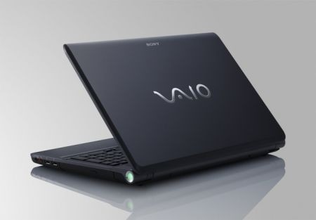 Sony Vaio F: notebook Full HD per l'entertainment