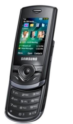 Samsung shark s5350 e s3550 cellulari eleganti ed economici per il social network tecnozoom - Samsung dive italia ...
