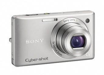 CES 2010: Sony presenta Sony Cyber-shot W380