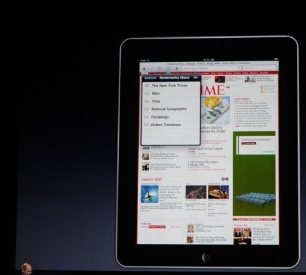 iPad Apple: ecco il Tablet made in Cupertino