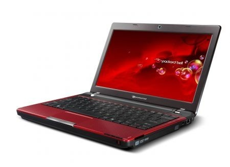 Packard Bell EasyNote Butterfly Xs: netbook portatile con lettore dvd integrato