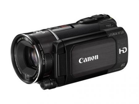 Canon Legria HF S20 e HF S21