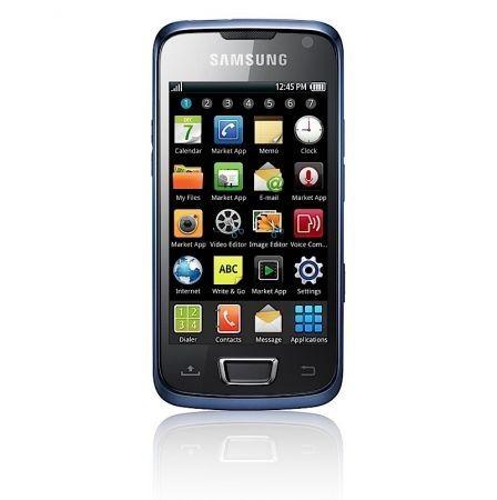 Samsung Halo i8520: Super AMOLED, Android 2.1 e miniproiettore Pico al MWC 2010