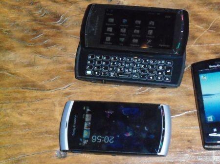 Sony Ericsson XPERIA X10 mini, pro e Vivaz pro fotogallery al MWC 2010