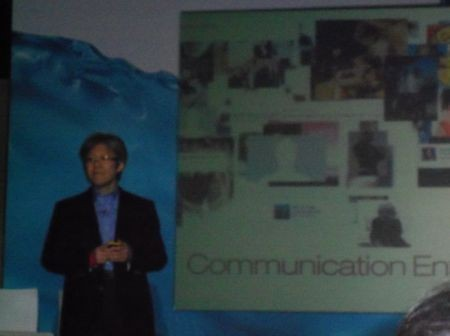 Conferenza Sony Ericsson MWC 2010