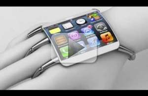 iPhone 5, concept di un prototipo da polso con schermo ricurvo [VIDEO]