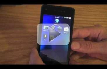 RIM presenta l'assistente vocale simile a Siri per i suoi BlackBerry