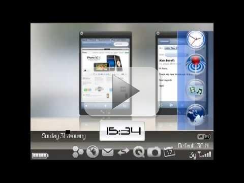iPreview: un nuovo tema per palmari Rim BlackBerry
